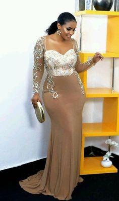 Attractive shweshwe dresses For Women 2019 ShweShwe 1 African Lace Dresses, Latest African Fashion Dresses, Prom Dress With Train, The Dress, Shweshwe Dresses, African Attire, Classy Dress, Look Fashion, Maxi Dresses