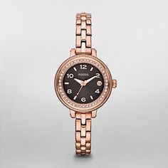 Someone tell my husband, I want the watch with the big face and small band.  Loves the new styles I'm seeing.
