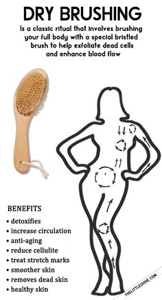 Beauty Care, Beauty Skin, Dry Brushing Skin, Dry Brushing Benefits, Natural Health Remedies, Tips Belleza, Health And Beauty Tips, Face And Body, Natural Skin Care