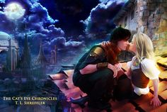 Click image to read the first book in this YA Fantasy series for free! Crash and Sora in the City of Crowns...made for my readers. ;) By T. L. Shreffler. #fantasy #wallpaper #city #landscape #magic #assassin #romance
