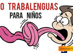 100 Trabalenguas cortos para niños de primaria | Material para maestros High School Spanish, Spanish 1, How To Speak Spanish, Spanish Classroom Activities, Teaching Spanish, Literacy Activities, Toungue Twisters, Homeschool, Teacher