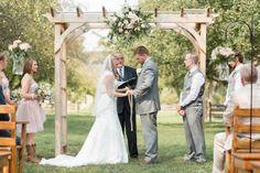 Pennsylvania Farm Wedding - Rustic Wedding Chic