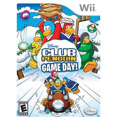 """Club Penguin: Game Day for Nintendo Wii - Disney Interactive - Toys """"R"""" Us"""