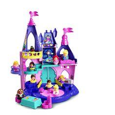 Little People®Fisher-Price®Disney Princess® Little People® Disney Princess® Songs Palace