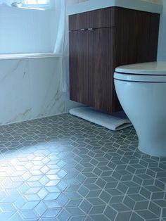 Heath Ceramics Dwell Pattern Little Diamonds