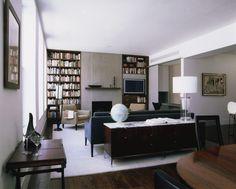 This Small NYC Apartment Has Surprising Hiding Spots Photos | Architectural  Digest Hiding Spots, Design