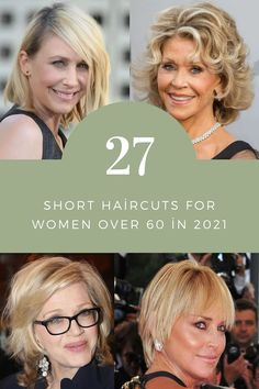 Short haircuts for women over 60 in 2021-2022 Trendy Haircuts For Women, Haircuts For Over 60, Cute Haircuts, Haircut For Older Women, Short Pixie Haircuts, Older Women Hairstyles, Short Hair Cuts For Women, Pixie Hairstyles, Trendy Hairstyles