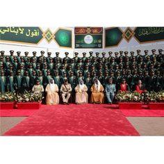 Sheikh Hamdan attends graduation of Police Acadamy. Class Management, Prince Charming, Muhammad, Dubai, Police, Graduation, Instagram, Moving On, Law Enforcement