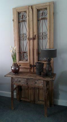 Oude deuren als decoratie ! ~GJ~*