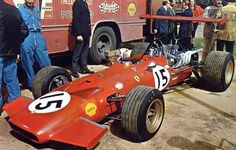 1969 Ferrari 312 (Chris Amon)