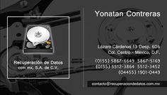 Especialistas en México, para la recuperacion de datos de discos duros dañados y arreglos RAID.