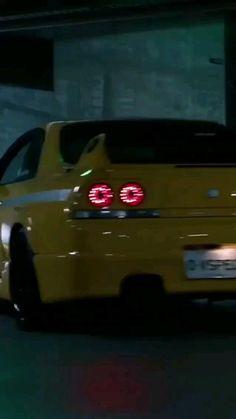 Skyline R33 GTR 400R nismo Yellow 💛