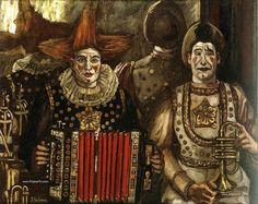 El expresionismo trágico de José Gutierrez Solana - TrianartsTrianarts