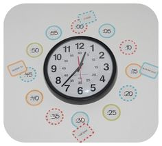 I Can with Common Core and Free Clock Labels