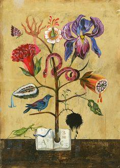 #FlowerShop Olaf Hajek