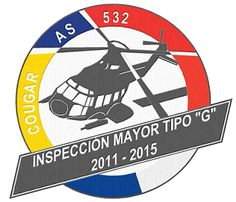 """Insignia Inspección Mayor Tipo """"G"""""""