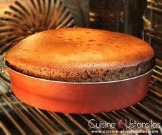 mousse au chocolat cuite comme un gateau