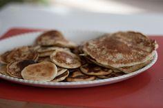 Semolina pancakes | Hellomomy