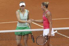 5/27/14 #13-Seed Caroline Wozniacki lost 6-7, 6-4, 2-6 to Wickmayer in the 1st rd match at Roland Garros. #ToughAsk
