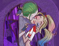 "Check out new work on my @Behance portfolio: ""Joker and Harley Quinn"" http://be.net/gallery/42086305/Joker-and-Harley-Quinn"