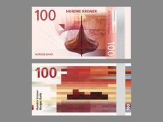 The Gorgeous Redesigned Banknotes of Norway