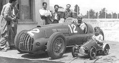 Ascari Ferrari 1949