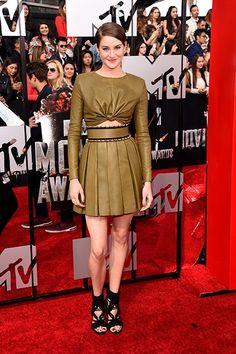 Shailene Woodley - Teen Vogue - 2014