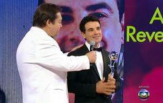 Veja os vencedores do prêmio Melhores do Ano do 'Domingão do Faustão' Anderson Di Rizzi :ator   revelação  - Yahoo TV -Debora Maria