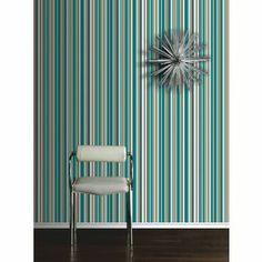 Leaves wallpaper opera and teal green on pinterest for Wallpaper homebase green