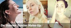 En weer een aflevering in de populaire serie De Sterren Zonder Make-Up.