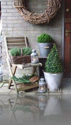16 Tolle Ideen zum Selbermachen, die super in deinen Garten passen! - DIY Bastelideen