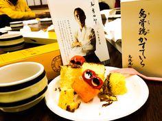Eat greedy!!! #mizumushikun #greedy #food #castella #japan #food #yummy #foodphoto #funny
