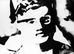 """A-B"" - dir. Mirosław Kijowicz (1978) #animation #polishanimation Animation, Silhouette, Art, Art Background, Kunst, Animation Movies, Gcse Art, Anime, Animated Cartoons"