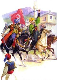 Greek History, Historical Photos, Greece, Battle, Painting Art, World, Ottoman, Illustrations, Warriors