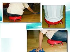 children playing game stool change shoes seat red color garden leisure boy girl Hide and seek games stool  #Affiliate