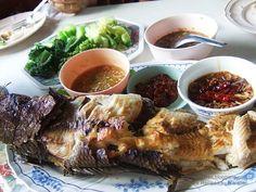Bloggang.com : narellan : ร้านอาหารไผ่ขวาง - สุพรรณบุรี