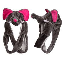 Wholesale Elephant with Long Arms Animal Hat A116 (1 pc.) $6.00 a piece