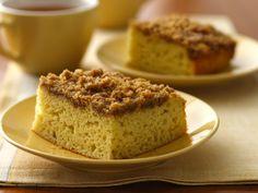 Cinnamon Streusel Coffee Cake (Gluten Free)