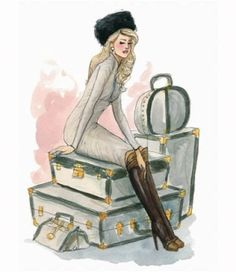 """Traveler"" by Inslee Haynes"