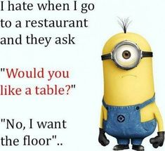 Some Really funny memes from your favorite minions, hope you enjoy it. Some Really funny memes from your favorite minions, hope you enjoy it. Some Really funny memes from your favorite minions, hope you enjoy it. Humor Minion, Funny Minion Memes, Minions Quotes, Funny Relatable Memes, Funny Texts, Funny Jokes, Minions Minions, Minion Stuff, Purple Minions