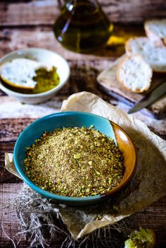Pistachio Dukkah is a Egyptian spice mix which is very versatile in it's use. Made using a nut of your choice and other spices, this spice mix is a must have in your pantry.