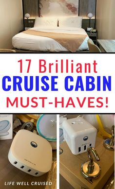 Cruise cabins can always use some help! These 17 items will help you to keep your cabin organized, clean and sanitized. If you're cruising with kids, this will be super helpful! Cruise Ship Reviews, Best Cruise Ships, Family Friendly Cruises, Cruise Packing Tips, Carnival Cruise Ships, Over The Door Organizer, Msc Cruises, Cruise Excursions, Cruise Outfits