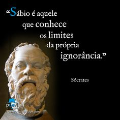 Sócrates. Socrates, Deep Sentences, Magic Words, Beauty Quotes, Some Words, Einstein, Quotations, Poems, Funny Quotes