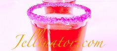 Kinky Malibu Barbie Jello Shots Recipe 1 box Peach jello, 3 ounces ½ cup Malibu rum (coconut rum) ½ cup pink Kinky liqueur Dissolve jello in one cup of boiling water. Add the rum and liqueur. Easy Jello Shots, Jello Pudding Shots, Jello Shot Recipes, Drink Recipes, Alcohol Recipes, Malibu Coconut, Malibu Rum, Coconut Rum, Party Drinks
