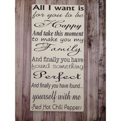 Red Hot Chili Peppers Music Lyrics Sign Hard to Concentrate Song on... ($41) ❤ liked on Polyvore featuring home, home decor, wall art, black, home & living, home décor, wall décor, wall hangings, wall hanging and wood wall art