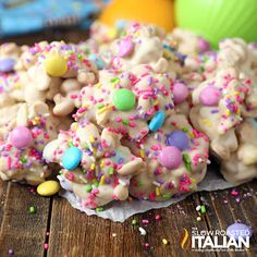 Easter Crockpot Candy (With Video)