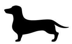 weiner dog shadow - Google Search