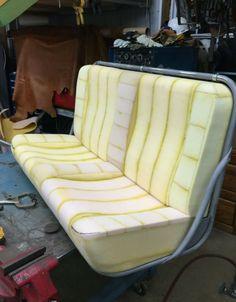 Custom Car Interior, Car Interior Design, Van Interior, Truck Interior, Vehicle Upholstery, Automotive Upholstery, 1951 Chevy Truck, Chevy Trucks, Chevy 3100