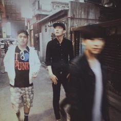 Yesung twitter update : Wandering