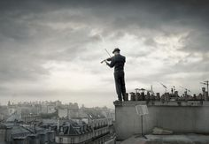fiddler over paris  john fulton  johnfultonphotography.com